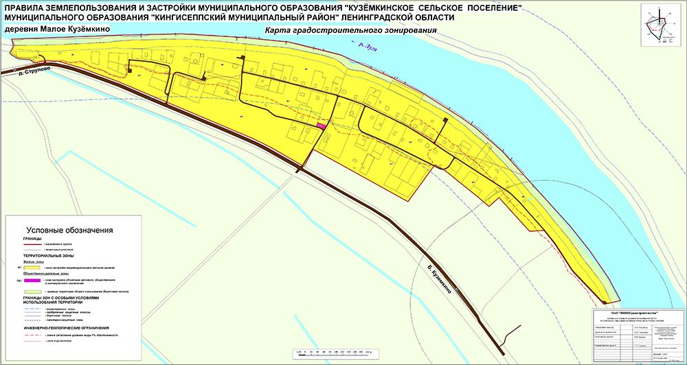 Деревня Малое Кузёмкино
